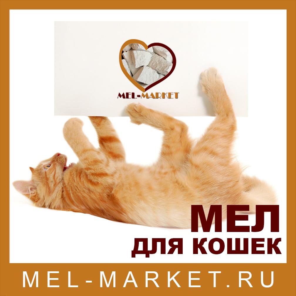 Мел для кошек (кусковой)